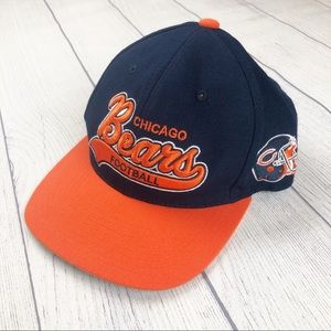 NFL Chicago Bears Mitchell & Ness Snapback Hat